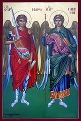Σύναξις των Αρχαγγέλων Μιχαήλ κ Γαβριήλ
