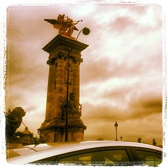 #cloudy #paris