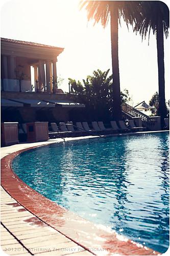 ~sunny pool~