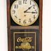 104. Coca Cola Advertising Wall Clock