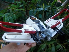 Victory6 (The Capitán) Tags: sky plane fighter lego fi sci fy victory6