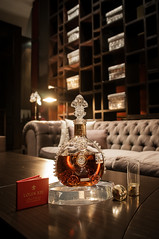 Louis XIII (Eneas) Tags: water hotel louis bottle spirit drinks vip passport reforma cognac coac botella stregis bebida pasaporte xiii