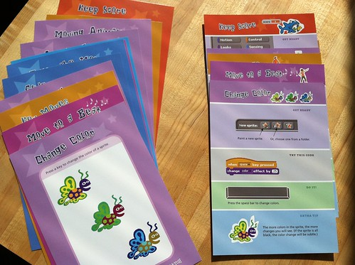 Scratch Cards by ScratchEdTeam, on Flickr
