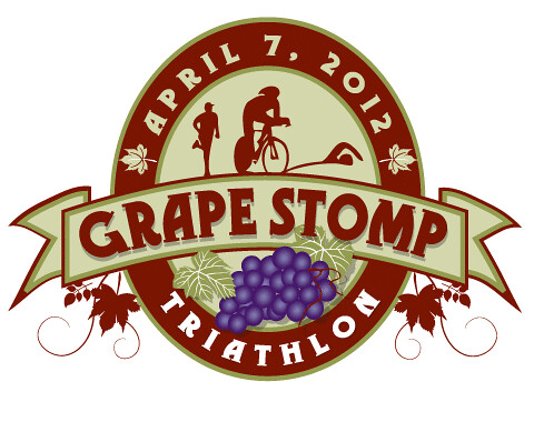 2012 Grape STOMP Triathlon