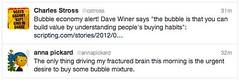 Bubble context