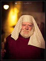 The Old Priest (Francesco Agresti  www.francescoagresti.com) Tags: portrait naturallight passion ritratti ritratto salerno manifestation thepassionofchrist casalvelino lapassionedicristo passiochristi s8un3no frankies8un3no effeunoquattro