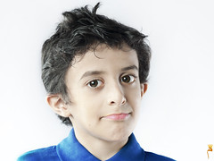 Tareq (MALAK.FH }~) Tags: boy people baby boys studio nice tareq   portaite
