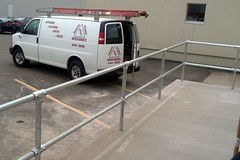 Pipe Railing for your Business