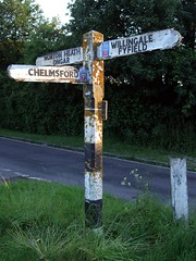 Willingale Fingerpost / Guidepost and Milepost (Stuart Axe) Tags: city uk greatbritain sign unitedkingdom gb signpost essex guidepost chelmsford fyfield milepost fingerpost ongar willingale countytown countyofessex maldonironworks nortonheath essexguidepost cityofchelmsford
