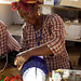 Solar engineering student from Liberia