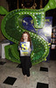 Maisie Smith 'Shrek The Musical' first anniversary performance held at Theatre Royal - Inside London, England