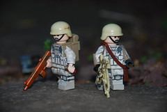 Australian Defense Forces (Exinferis~) Tags: modern lego military australian guns defense decals forces adf ac8 aa12 brickarms