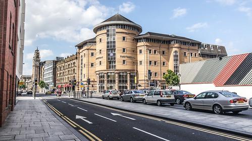 First Trust Bank Victoria Street Belfast