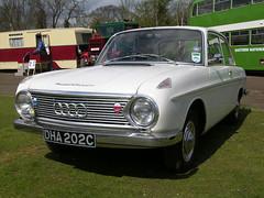 Auto Union - DKW F102 1965 DSCN0306s (Andrew Wright2009) Tags: auto uk england cars union railway valley essex automobiles dkw 1965 colne f102