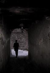 Alla fine di tutto... (renatomusacchio) Tags: walking tunnel calabria galleria sila passaggio camminare sottopassaggio sangiovanniinfiore
