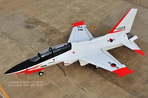 2009년 3월 공군 T-50 (5)