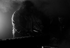 Hive Mind @ Wierd (5) (WIERD Photos) Tags: newyork industrial livemusic synth wierd noise hivemind powerelectronics
