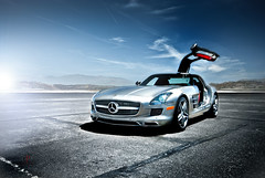 Mercedes-Benz SLS AMG (Folk|Photography) Tags: mercedes benz mercedesbenz sls amg gullwing worldcars caridpro