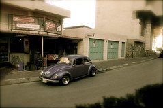 Old Car (tttske_C) Tags: volkswagen palestine oldcar bethlehem ベツレヘム パレスチナ自治区