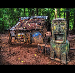 Tribal (k0l0k0y) Tags: nature forest philippines tribal hut tribe hdr pinoy