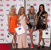 Desperate Scouse Wives 'Fake Bake' celebrity ball at the Radisson hotel - Arrivals Glasgow, Scotland