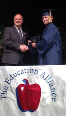 2012 Arkansas Education Alliance Graduation