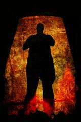 Burning Man (Forty Dee) Tags: panasonic factotum lx5 factotumfotography yvesgagnon