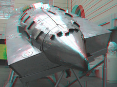 Miss Britain lll, 1933 world water speed record holder (katyfernleigh) Tags: 3d anaglyph stereo spm twincamera ixus70 sdmsync