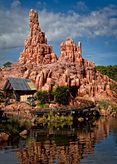 Big Thunder Mountain (MJH20) Tags: world canon orlando f14 magic sigma kingdom disney 7d wdw walt topaz adjust 30mm