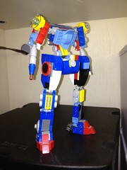 WIP robot (Alex Kelley) Tags: actionfigure robot lego system robots mecha mech constraction toydesign