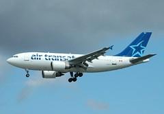TS A310 C-GTSD (PlaneSnapper) Tags: london heathrow air airbus ts lhr transat a310 cgtsd a3103