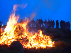 Jubilee Beacon Carmarthenshire (birdlouise) Tags: mountain wales carmarthenshire jubilee diamond celebration fires beacon llanllwni