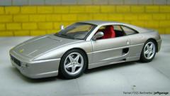 Ferrari F355 Berlinetta (jeffgarage) Tags: ferrari f355 143 diecast berlinetta ixo diecaster jeffgarage