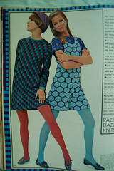 Smart-colored (<Vicky's Flicks>) Tags: fashion vintage 60s retro 1967 1960s magazines sixties seventeen