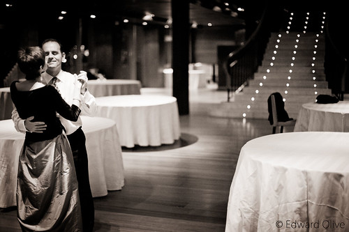 Couple alone in wedding 4am - Edward Olive fotografo bodas, Gema Ibarra