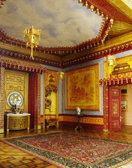 Regency 'Chinese', 1825 (Sweetington) Tags: dollshouse dollhouse miniature chinese 1825 brightonpavilion chinoiserie regency english chineselantern oriental fantasy timsidford sidford wwwtimsidfordcom