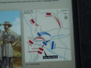 Lee's Battle Plan