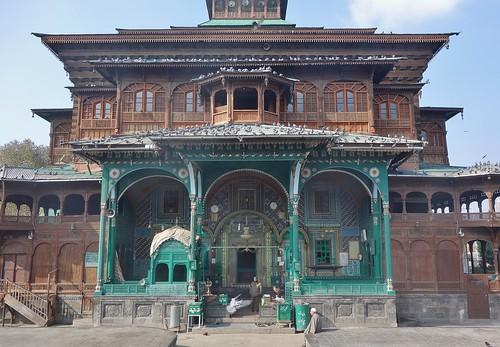 Khanqa Shah Hamdan Srinagar (9)