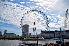 London Eye (Weekend Wayfarers) Tags: city uk greatbritain travel travelling westminster thames river travels europe cityscape unitedkingdom exploring travellers cities cityscapes londoneye travellings wanderlust adventure explore rivers ferriswheel traveling riverthames travelers travelblog eyeoflondon travelphotography travelphotographer travelblogs travelblogger travelings travelbloggers travelphotographers travelblogging weekendwayfarers