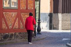 People in the City (Infomastern) Tags: street city people house gata hus stad ystad mnniska
