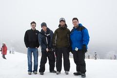 house-mates (brianficker) Tags: chris usa jay brian wv skiresort westvirginia craig snowshoemountain