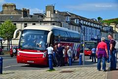 J50 WCM (Zak355) Tags: bus scotland coach scottish bute rothesay isleofbute westcoastmotors j50wcm