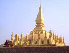 VIANG CHAN VENTIANE PHA THAT LUANG (patrick555666751) Tags: viangchanventianephathatluang viang chan ventiane pha that luang asie asia lao laos du sud est south east flickr heart group