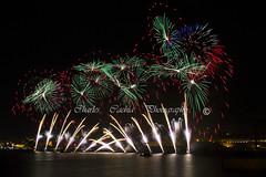 Valletta Grand Harbour - Malta International Fireworks Festival 2016 (Pittur001) Tags: festival night photography fireworks harbour grand malta international cannon valletta 2016 60d charlescachiaphotography grandfinalbypyroemotionsofitalyincollaborationwithlourdesfireworksfactoryqrendi