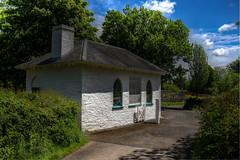 Aberystwyth Toll House, St Fagans (mervyn_w) Tags: cardiff aberystwyth glamorgan stfagans tollhouse southwalesnationalmuseumofwalles
