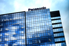 Panasonic (raymondclarkeimages) Tags: raymondclarkeimages rci building architecture canon windows 8one8studios usa structure panasonic nj newjersey 6d 50mm18stm highrise lines outdoor newark picof imageof blue officebuilding electronics headquarters corporation business corporate flickr google yahoo