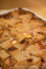 Peach Cobbler from Scratch (Tyler Ellis Smith) Tags: cooking smugmug peachcobbler scratch homemade dessert
