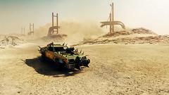 Dry Gustie (Sspektr) Tags: car pc screenshot videogame madmax wasteland postapocalypse madmaxgame