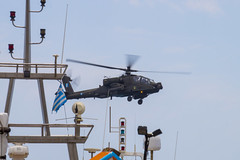 DSC09067 (MANOS ZOG) Tags: port apache sony airshow greece helicopter kavala a3000 ilce3000