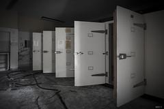 Morgue (socialnightmare) Tags: abandoned hospital mortuary